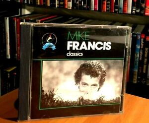 Mike Francis – Classics All The Best CD COME NUOVO NEAR MINT ITALO-DISCO POP
