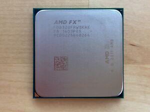 AMD FX 8320 Black Edition CPU - 8x 3.5 GHz - 125W TDP