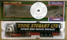 Corgi 75601 Renault Premium Curtainside Eddie Stobart Ltd Ed 0001 of 6090