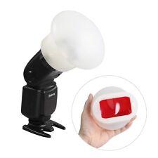 Selens Magnet Light Sphere Diffuser W/ Color Gel F Nikon Yongnuo Flash Speedlite