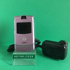 Motorola RAZR V3 Mobile Phone (Unlocked) *4290*