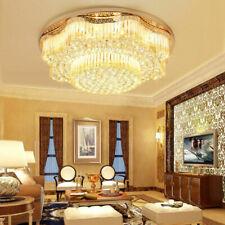NEW Modern K9 Clear Crystal Ceiling Light Pendant Lamp Chandelier Lighting Hot