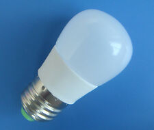 10x E27 A45 DC12V LED Globe Bulb 1W White 9-5050 SMD LED lamp light Solar energy