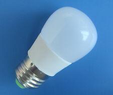 1x NEW E27 DC 12V 1W LED Bulb White 9-5050 SMD LED Globe Blub lamp light