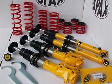 Spax filetage de châssis dureté réglable pour un VW GOLF II & JETTA II-Bj 83-92