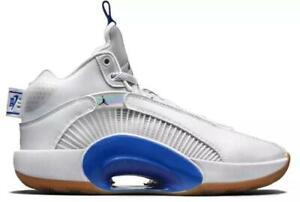 Nike Air Jordan XXXV 35 'Sisterhood' Men's White Leather Trainers Sneakers CZ565