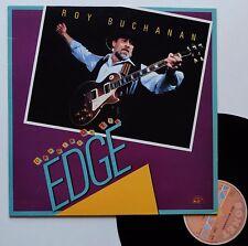"LP Roy Buchanan  ""Dancing on the edge"""