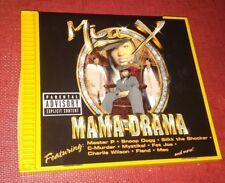 Mia X Mama Drama Explicit CD 1998 No Limit Records