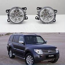 MITSUBISHI NS NT NW NX PAJERO - 6000k HIGH POWER FULL LED FOG / DRIVING LIGHTS