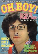 Oh Boy! Magazine 7 May 1977 Issue 29    Gregg Henry   James Jordan   Berni Flint
