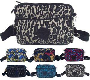 Ladies Small Cross Body Womens Messenger Cross Over Shoulder Bag Holiday Handbag