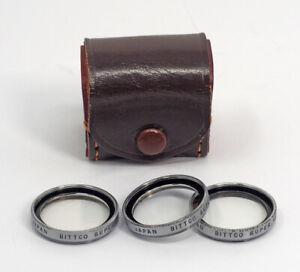 Bitco Super Vemar Close Up Set For Contaflex Cameras 27mm