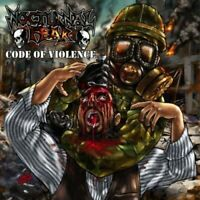 Nocturnal Fear - Code of Violence [CD]