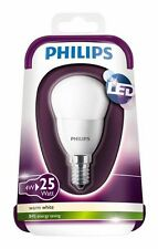 Philips Small Edison Screw Cap (E14) 250lm LED Ball Light Bulb 4W + FREE UK P&P
