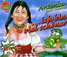 Antonia Ich bin viel schöner (2000, feat. Sandra) [Maxi-CD]