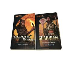 MTG Magic The Gathering Kamigawa Cycle Book 2 & 3 Guardian Saviors Heretic