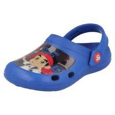 Scarpe Zoccoli blu per bambini dai 2 ai 16 anni dal Perù