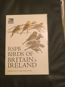 RSPB by Gibbon Multimedia (Mixed media product, 2005) Interactive Pc (no Book)