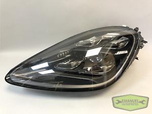 Porsche Cayenne 2018 2019 LH Left Full LED Headlight OEM 9Y0941035J