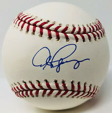 New York Yankees Alex Rodriguez Signed Baseball - MLB AROD Beckett BAS