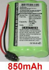 Battery 850mAh For Uniden DCT6465
