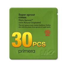 Primera Super Sprout Cream 30pcs Anti-Aging Organic Natural Amore Pacific + Gift