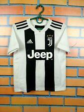 Juventus Jersey 2018 2019 Home Youth 9-10 y Shirt Adidas Football Soccer CF3496