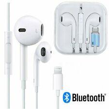Écouteurs iPhone 7 8 Plus X XS Max lightning Bluetooth casque avec micro Contrôl