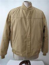 Vintage Original Varsity Tan Jacket by Catalina Size 40