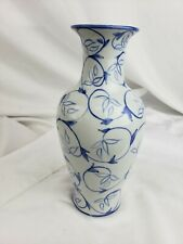 Great vintage chinese vase, blue and white