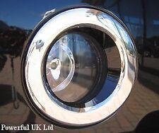 Feu brouillard chrome surround pour Range Rover L322 Vogue 06 +