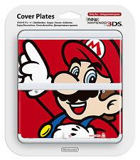 Nintendo 3ds Cover Plates No 001 Mario Faceplate