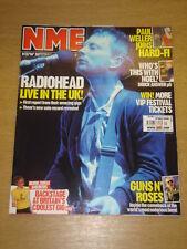 NME 2006 MAY 27 RADIOHEAD PAUL WELLER GUNS N ROSES