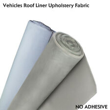 Foam Backing Headliner Material Fabric Restoration saggy / Replace Ageing Worn