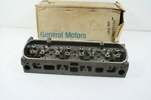 NEW NOS GM OEM CYLINDER HEAD 10017507 TURBO Firebird Trans Am 301 1981 81