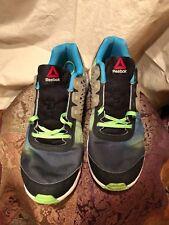 Mens Reebok Zigtech Running Cross Training Shoes Size 7