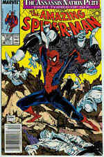 Amazing Spiderman # 322 (Todd McFarlane) (USA,1989)