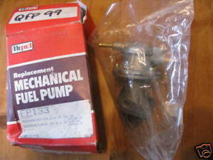 FP133 QFP99 NEW MOPROD FUEL PUMP VW GOLF SCIROCCO