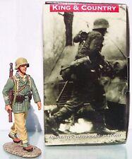 KING & COUNTRY AFRIKA KORPS AK048 GERMAN RIFLEMAN MARCHING MIB