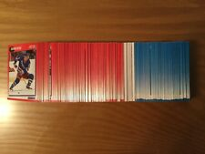 1991-92 Score Canadian (Bilingual) Hockey Complete/Finish Your Set - You Pick