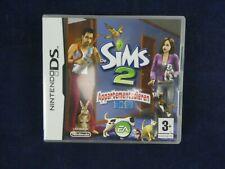 De Sims 2 - Appartementsdieren - Nintendo DS - Cartridge in Box