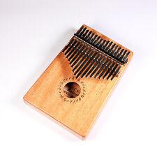 kalimba Finger piano gecko k17m 17key mahogany wood  Solid wood