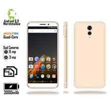 Indigi® 4G LTE 5.6-inch Android Smartphone w/ Fingerprint Unlocking (White)