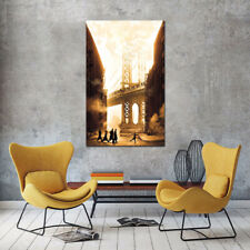 24x38inch Once Upon a Time in America Movie Poster Wall Art Canvas Painting