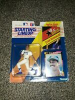 1992 Juan Gonzalez Starting Lineup Sluggers Sports Figure & Card TEXAS RANGERS