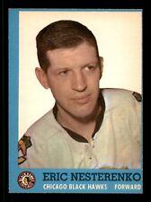 ERIC NESTERENKO 62-63 TOPPS 1962-63 NO 41 EXMINT+ 12534