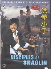 Disciples of Shaolin DVD aka Invincible One Remastered English Shaw Bros
