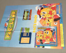 Pac-Land - complete with poster (Grandslam, 1989) - Atari ST