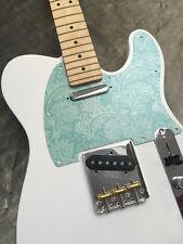 Seafoam Paisley Custom Bakelite Pickguard fits Fender® Telecaster® Tele® style