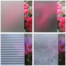 9€/m² Sichtschutzfolie Milchglasfolie Dekofolie Fenster Design Folien